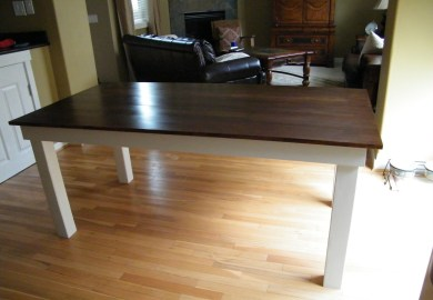 Kitchen Island Table Base