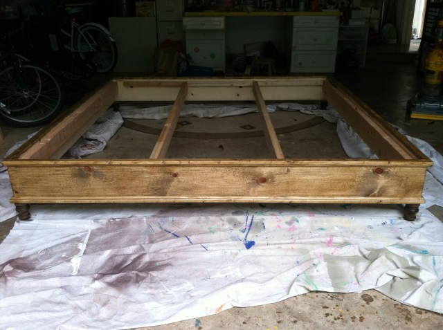 King Size Platform Bed Frames