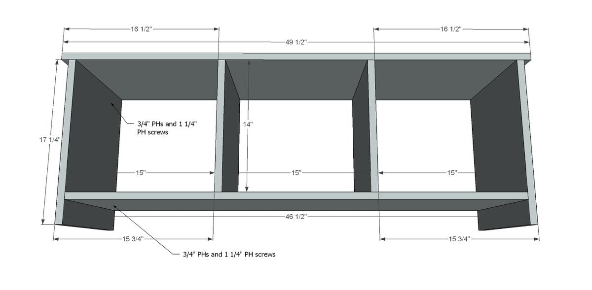 hallway bench designs