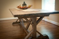 Ana White | Farmhouse X Table - DIY Projects