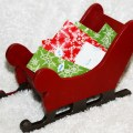 Ana white build a wood sleigh free and easy diy project and