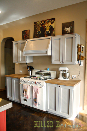 How To Build Your Own Cabinets : build, cabinets, Kitchen, Cabinet, Basic, Carcass, White