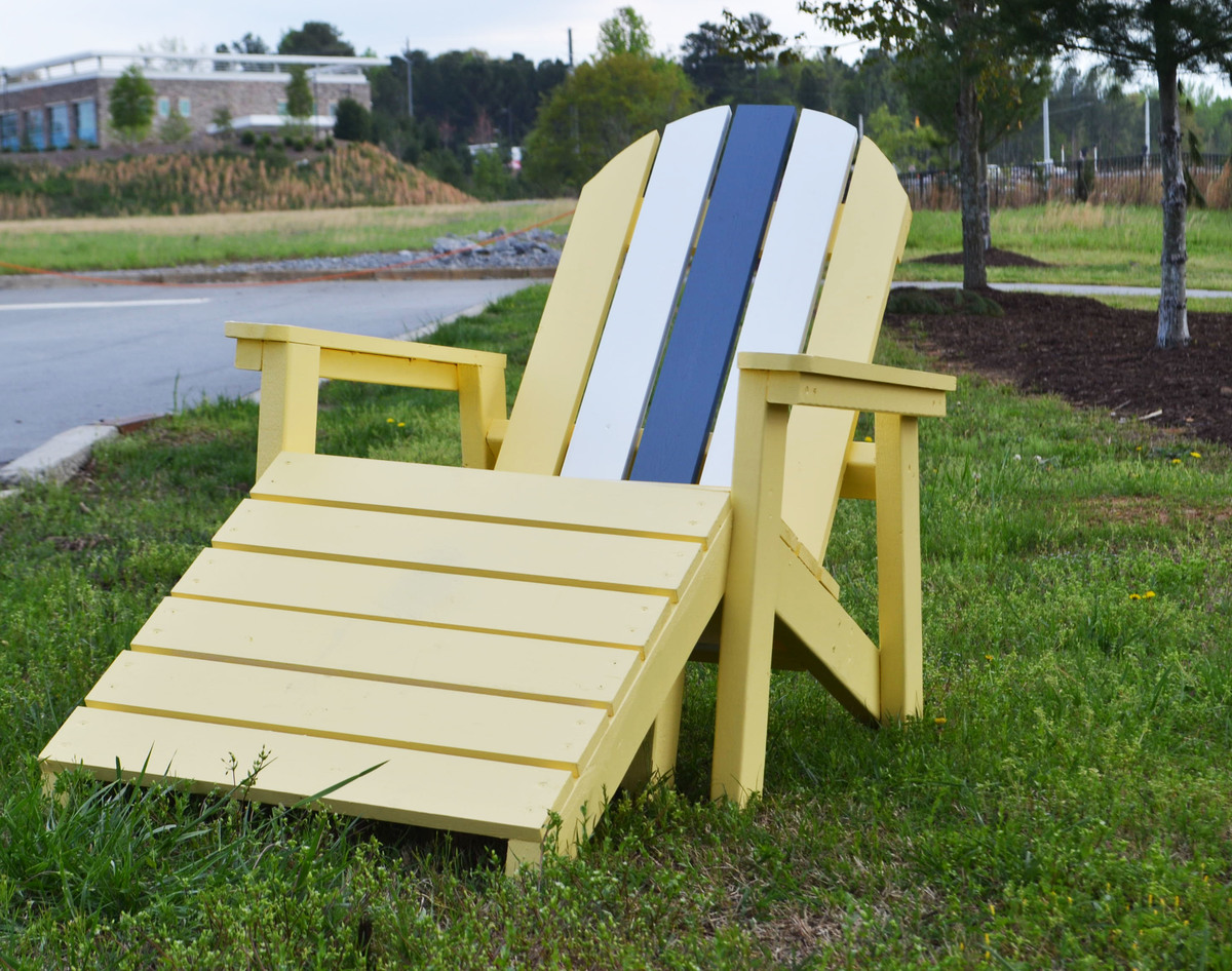 Adirondack Chair Plans Ana White Home Depot Adirondack Footstool Diy Projects