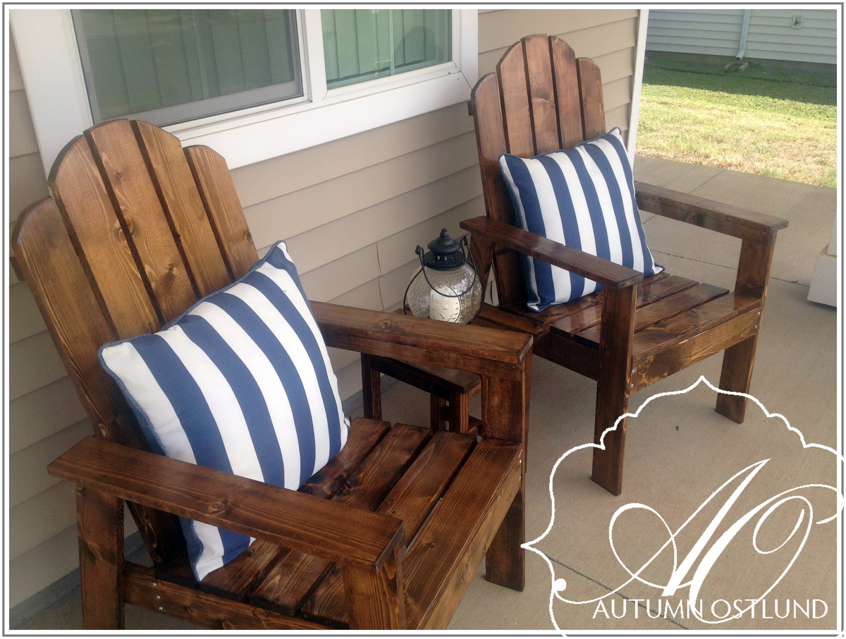 Front Porch Chairs Ana White Adirondack Chairs Diy Projects