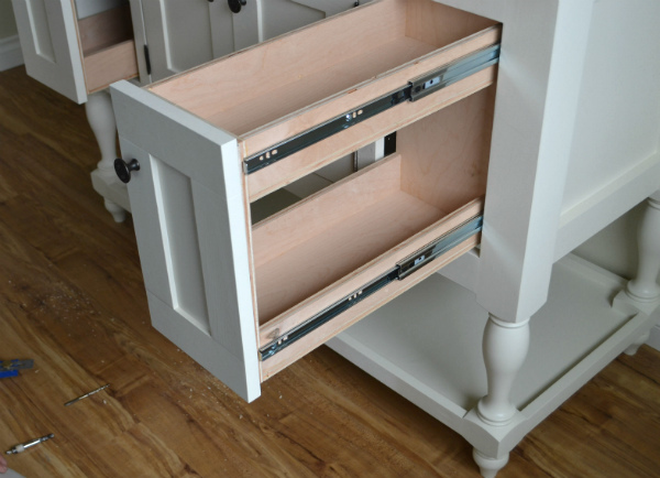 Ana White  Pull Out Drawers  Diy Projects