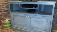 Download Plans Build Corner Tv Stand PDF plans