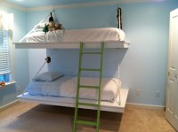 Ana White | Hanging Bunk Beds - DIY Projects