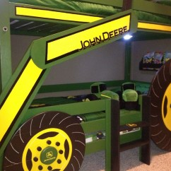 John Deere Office Chair Cuddle Bed Pdf Plans Tractor Bunk Download