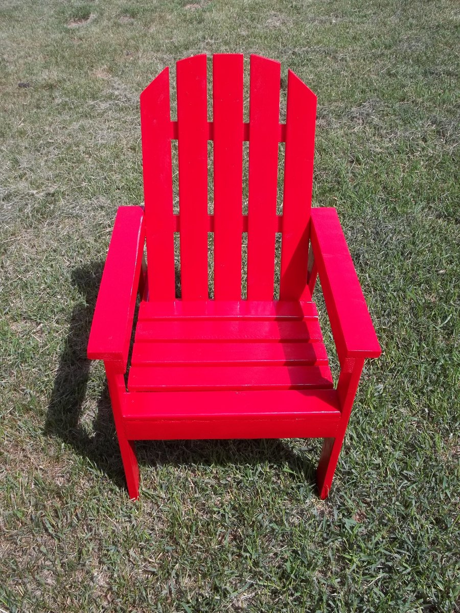 Adirondack Chair Template Ana White Kid Sized Adirondack Chair For Charity Diy