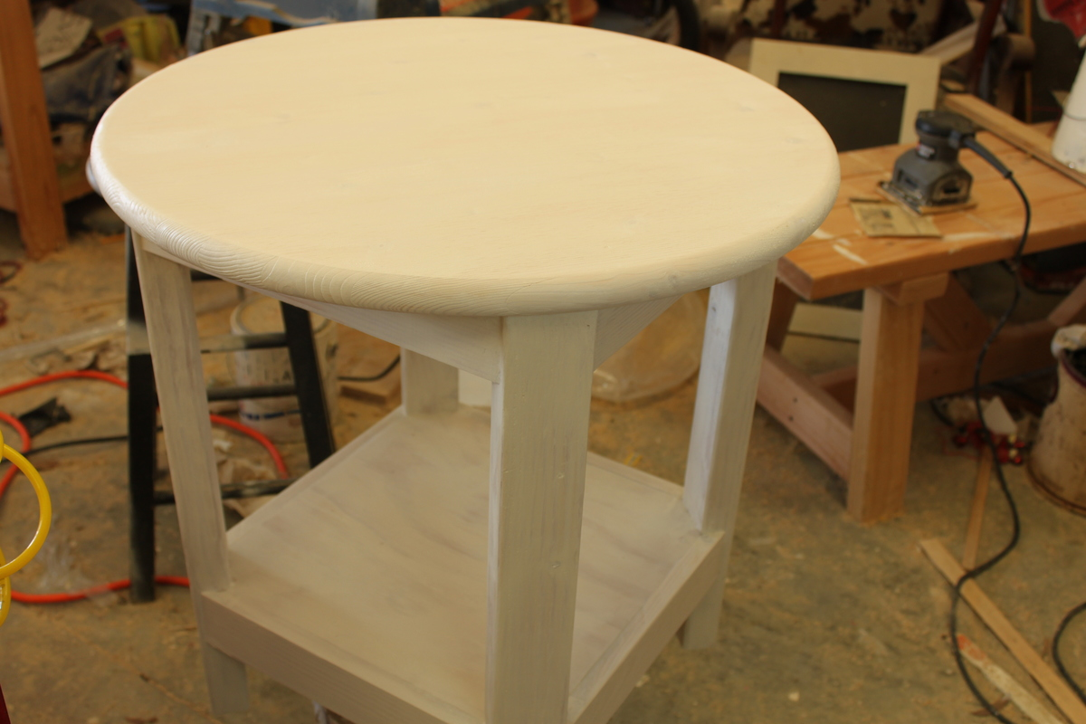 Pottery Barn Knock Off Table, Benchwright