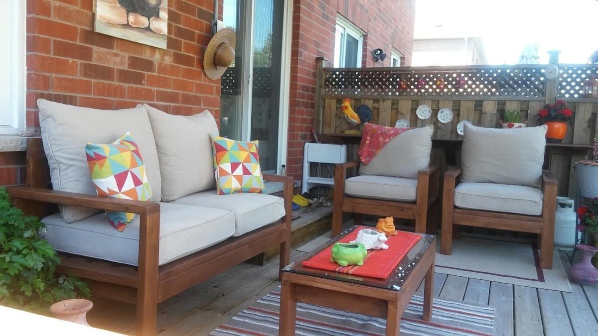 outdoor furniture ana white