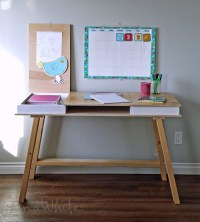 Ana White | Easy 2x4 Base - Build Your Own Desk Collection ...