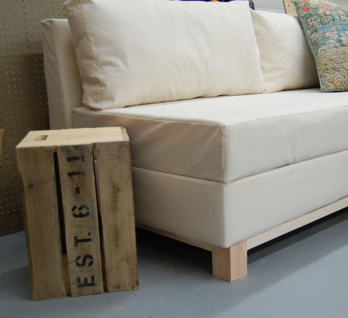 diy furniture plans couch