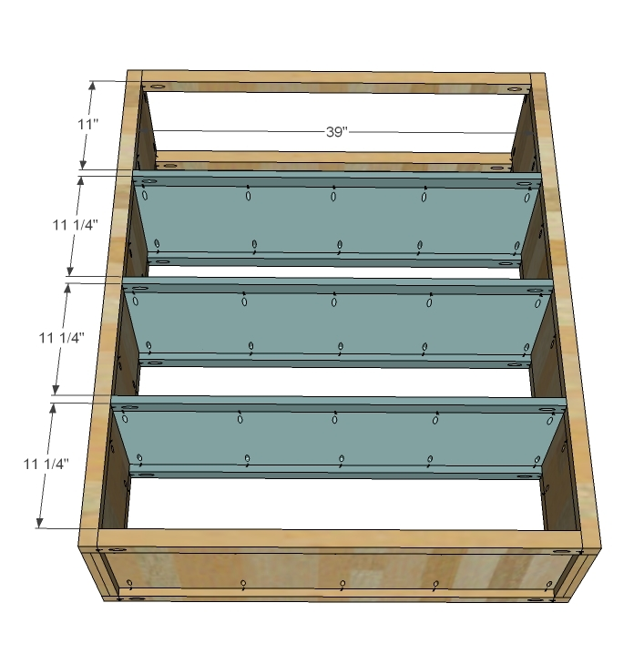 shelf desk plans
