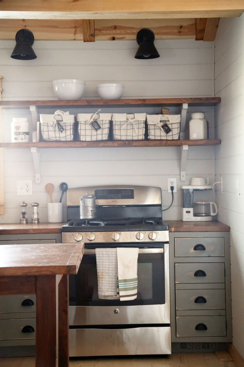 2x4 Kitchen Cabinets : kitchen, cabinets, Apothecary, Style, Kitchen, Cabinets, White