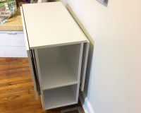 Small Space Sewing Table   Ana White