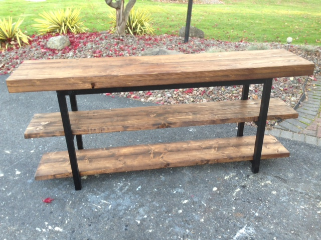 Griffen Pottery Barn Inspired Media Console