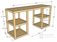 PDF DIY Easy Desk Plans Download dvd storage cabinet ...