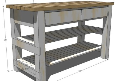 Woodworking Plans Kitchen Island Woodworking Plans Tables