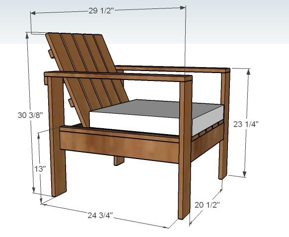 Wooden Beach Lounge Chair Plans Cute92zhm
