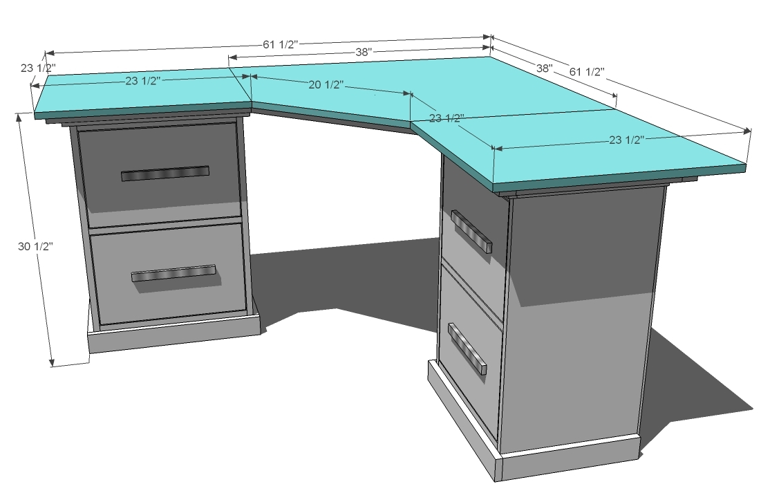 PDF Plans Plans Corner Computer Desk Download pergola over deck plans ...