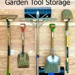 Garden Tool Storage Ana White