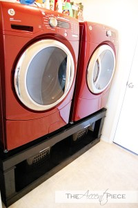Ana White | Washer/Dryer Pedestal - DIY Projects