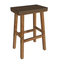 Wooden How To Make A Barstool PDF Plans