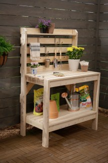 Simple 2x4 Potting Bench Ana White