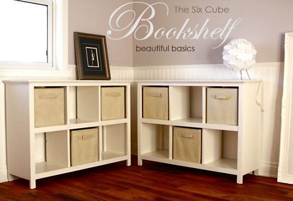 How To Build A Homemade Cube Shelf Doityourself Com