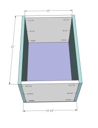 Plans to build How To Build A File Cabinet PDF Plans