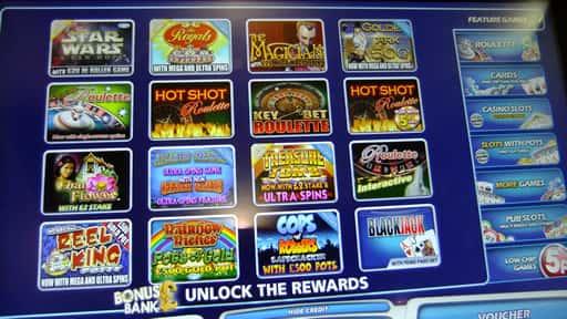 オンラインカジノの人気ゲームは?