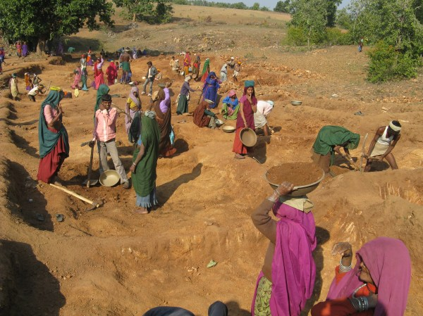 Community Development Involving Bhil Women Synthesis Of