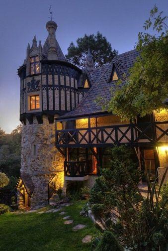 castle romantic
