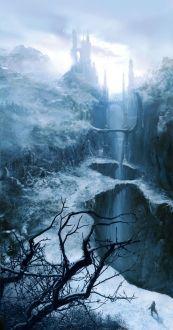 ice castle