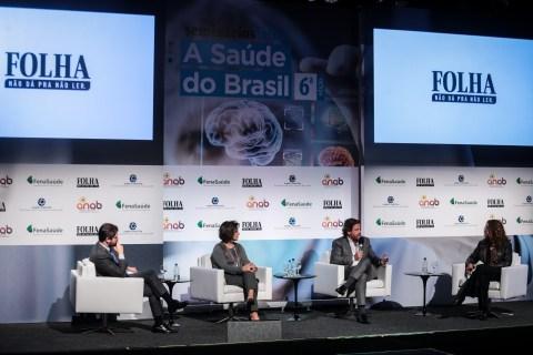 6º fórum a saúde do Brasil