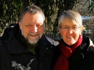 Tom & Rebecca Yoder Neufeld