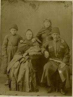 kumyk-family