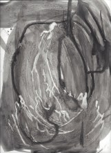 Image 5 - Indian Ink, ammonia on Yupo Paper