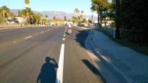 Rolling into Santa Barbara!