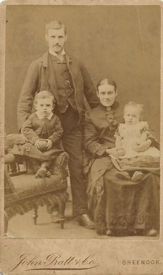 John and Janet Sinclair, John and Meg