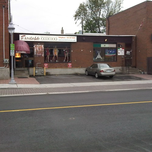 Remembering Our First Store
