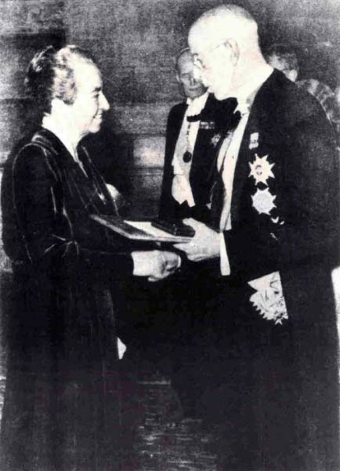 Gabriela Mistral Nobel