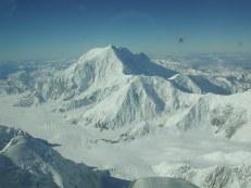 Denali Park Mt McKinley, Foraker, Hunter Summit Flight