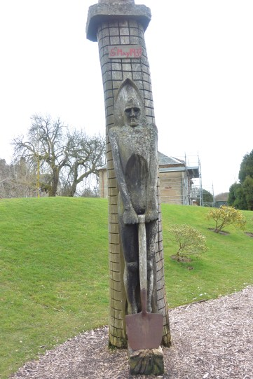 Calderglen sculpture