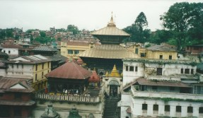 Pashupatinath main temple
