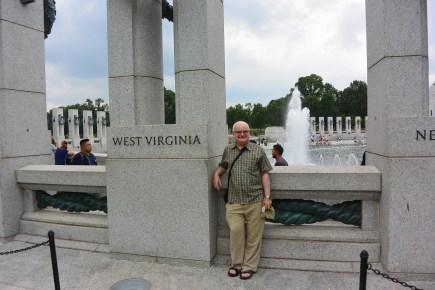 Column for West Virginia