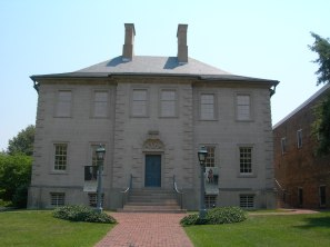 Carlyle House 2008