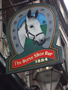 Horseshoe Bar