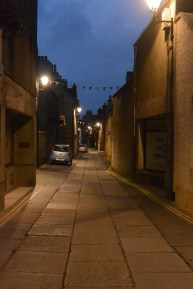 Kirkwall by night
